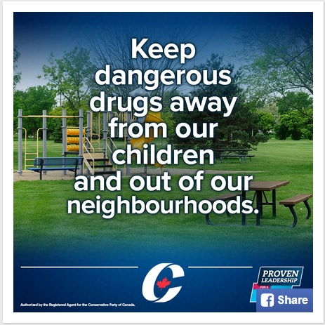 DRUGS AWAY FROM OUR CHILDREN