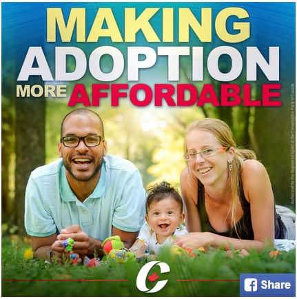 MAKING ADOPTION MORE AFFORDABLE